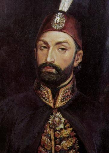Ottoman Empire Sultan The unique Emperor oft...